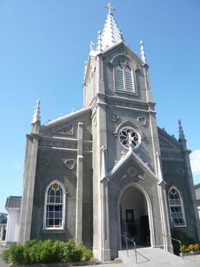 世界遺産﨑津教会