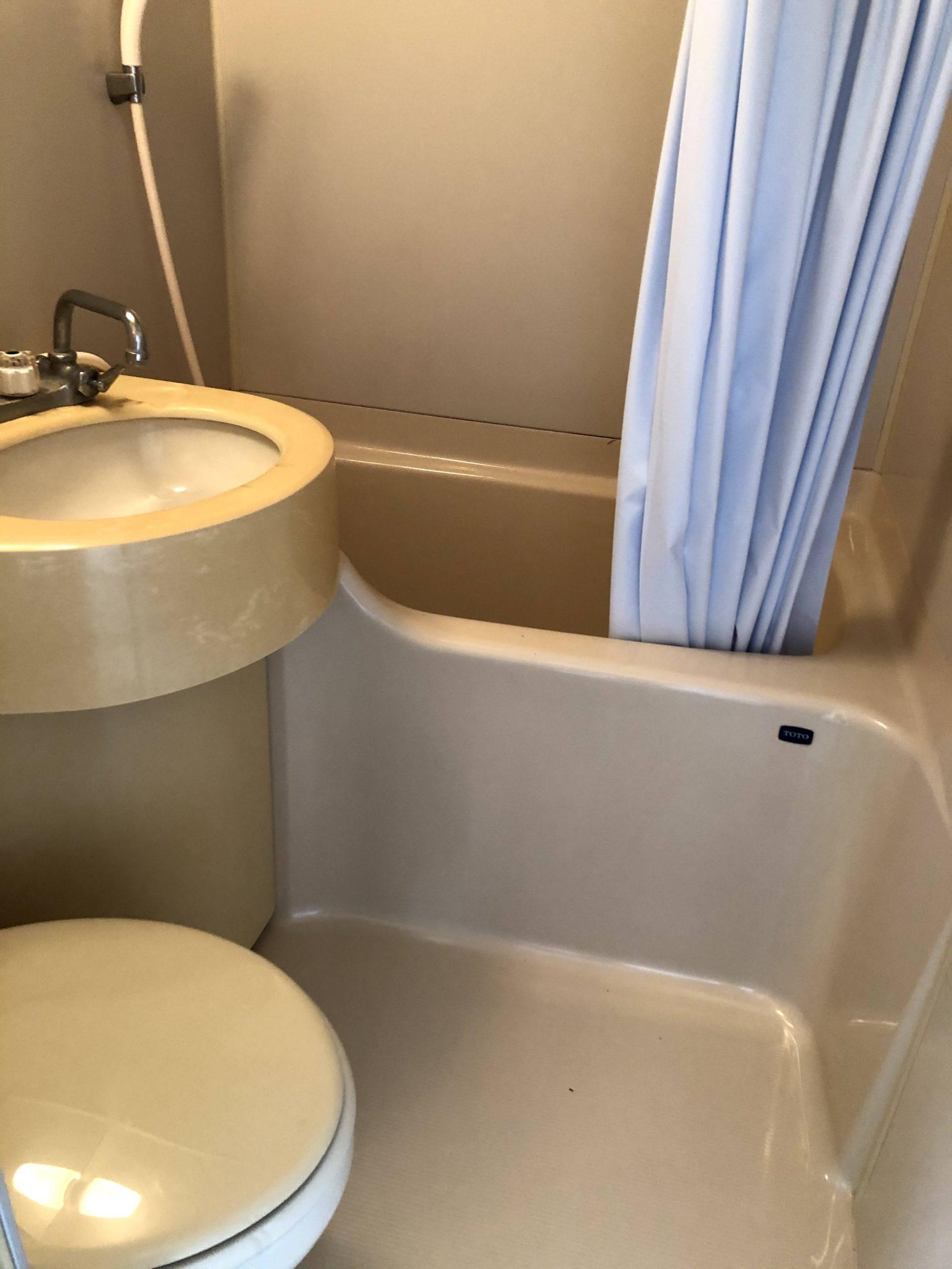 シャワー、トイレの画像