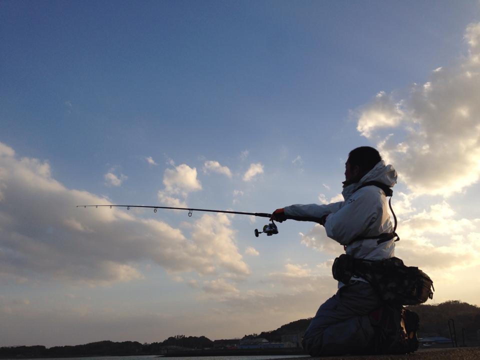 天草の釣り