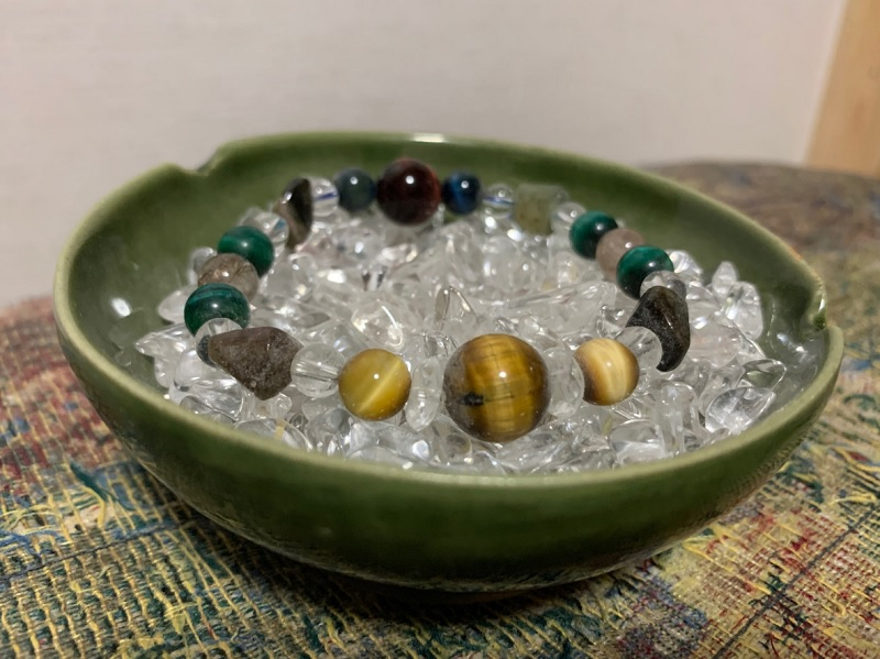 陶磁器とパワーブレス